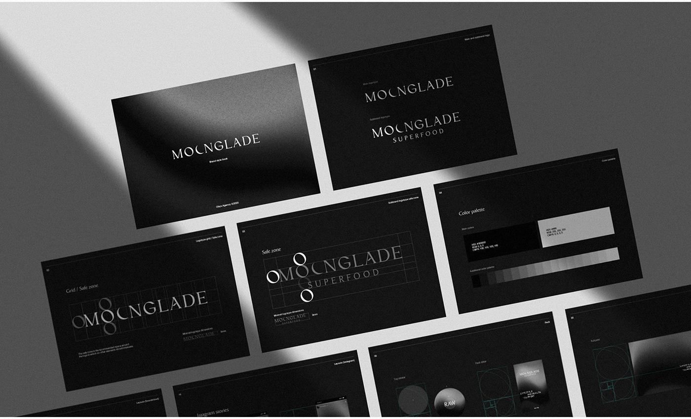 black Black&white brand identity lifestyle Moonglade Skating surfing