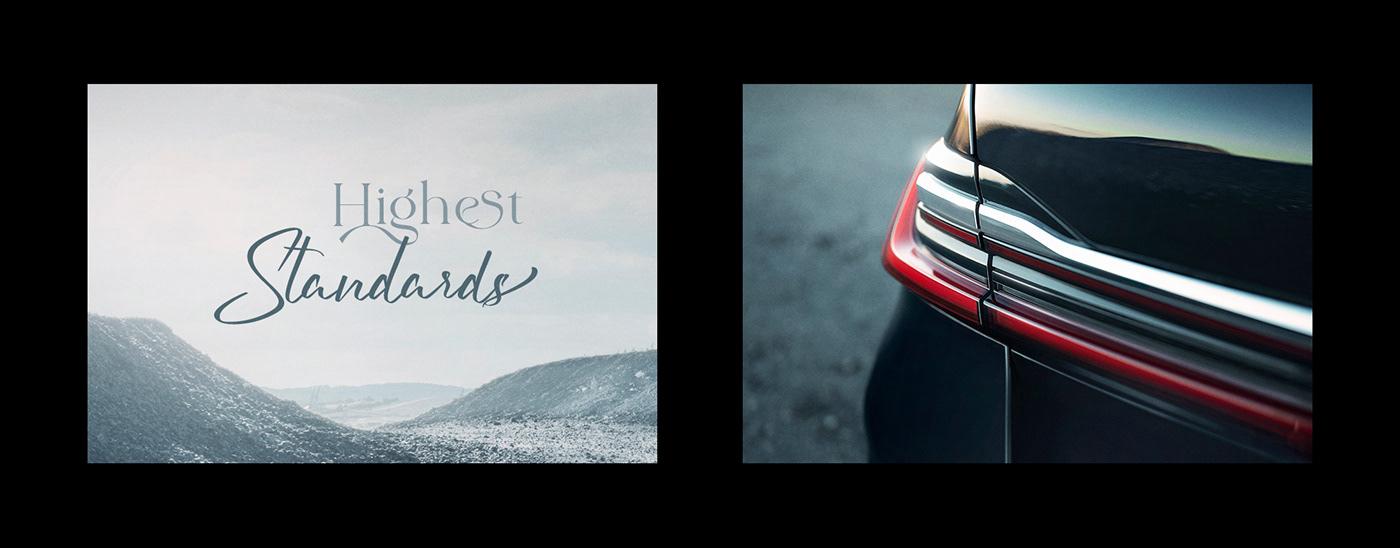 Advertising  automotive   BMW BMW M7 car onlocation photoshop retouching  transportation Vehicle