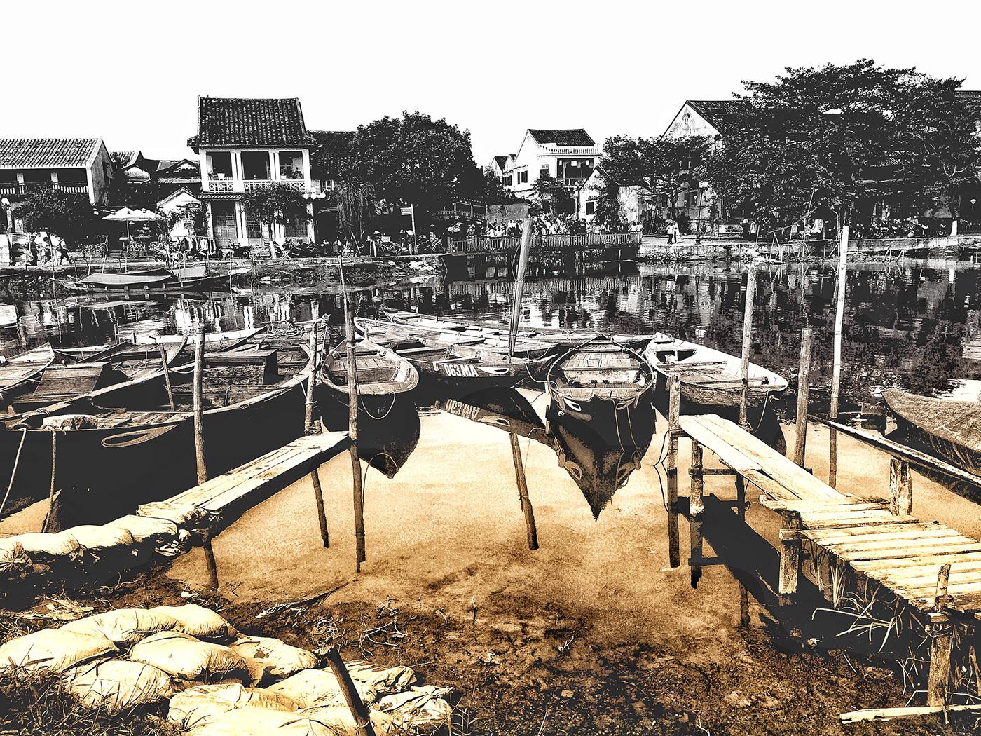 chùa cầu hoian pham son photography