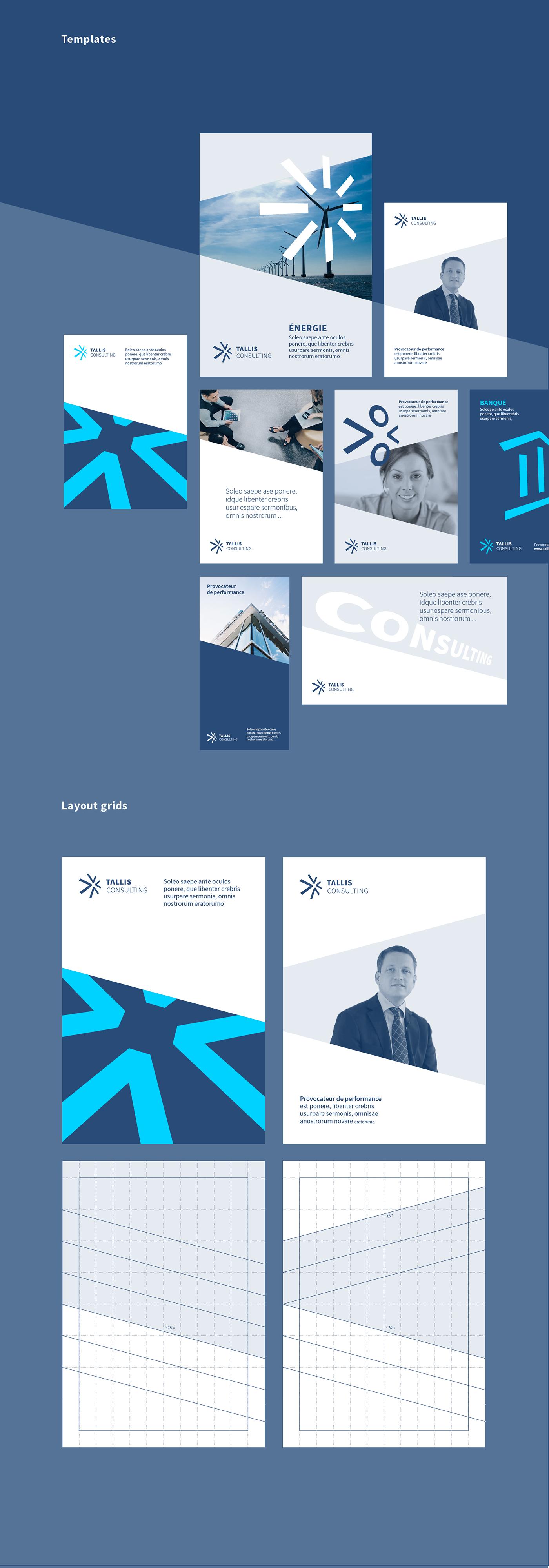 Tallis Consulting Brand Design