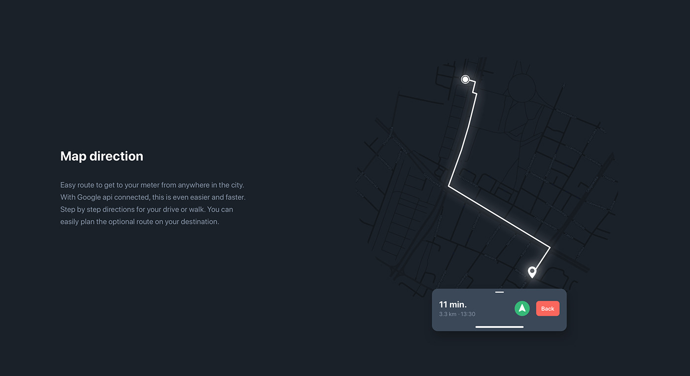 animation  app apple application Energo ios iteraction notification UI ux