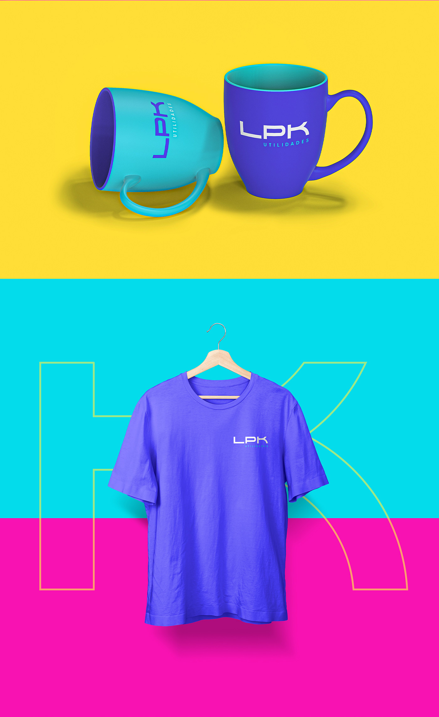 brand casa cozinha e-commerce house kitchen logo marca Rebrand shop