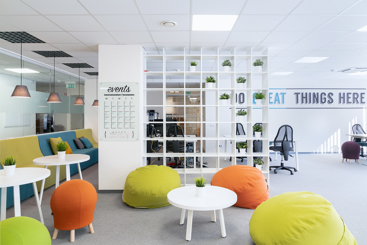 精品的47套辦公室設計欣賞