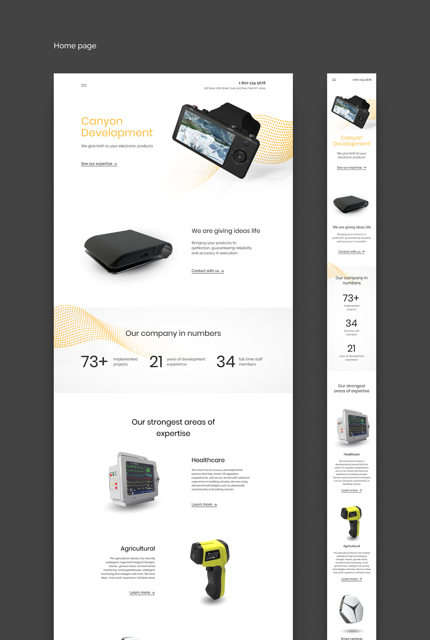 development device electronic Engineering  product design  robotics Technology UI ux Web Design