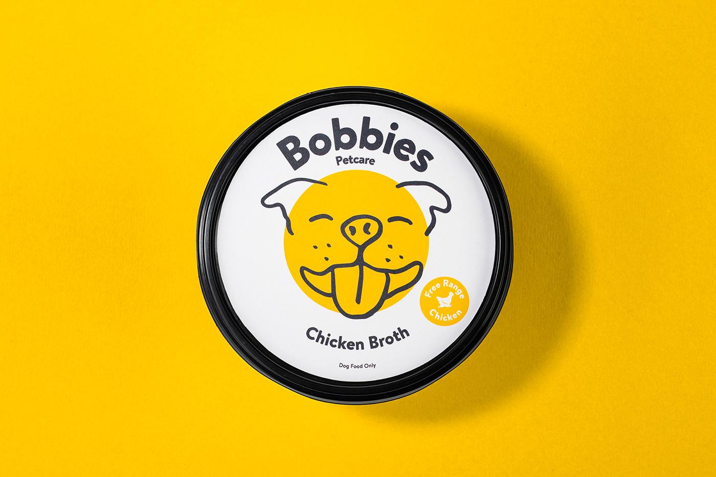 branding  design dog food Packaging pet branding pet food petcare branding