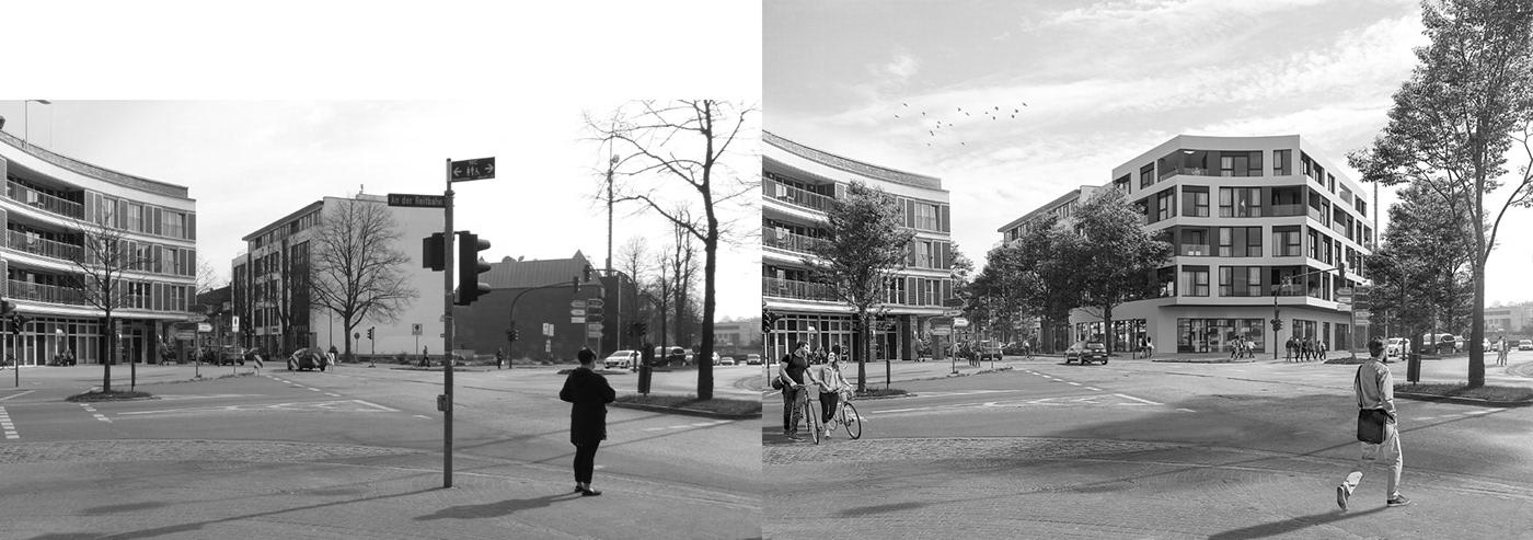Hamburger Straße Ahrensburg