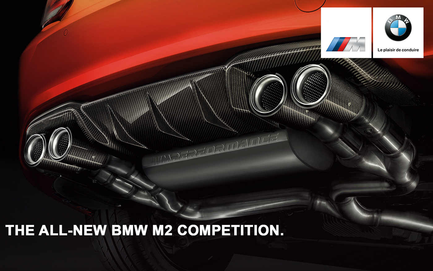Bmw M2 Competition On Behance