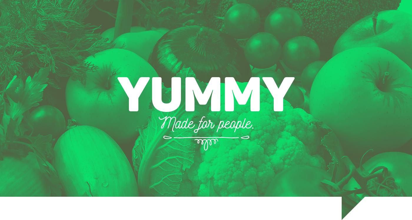 yummy truck Food truck hunger nyc social media