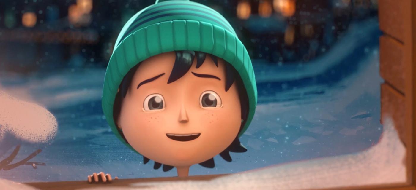 animation  Christmas autodesk maya character animation santa