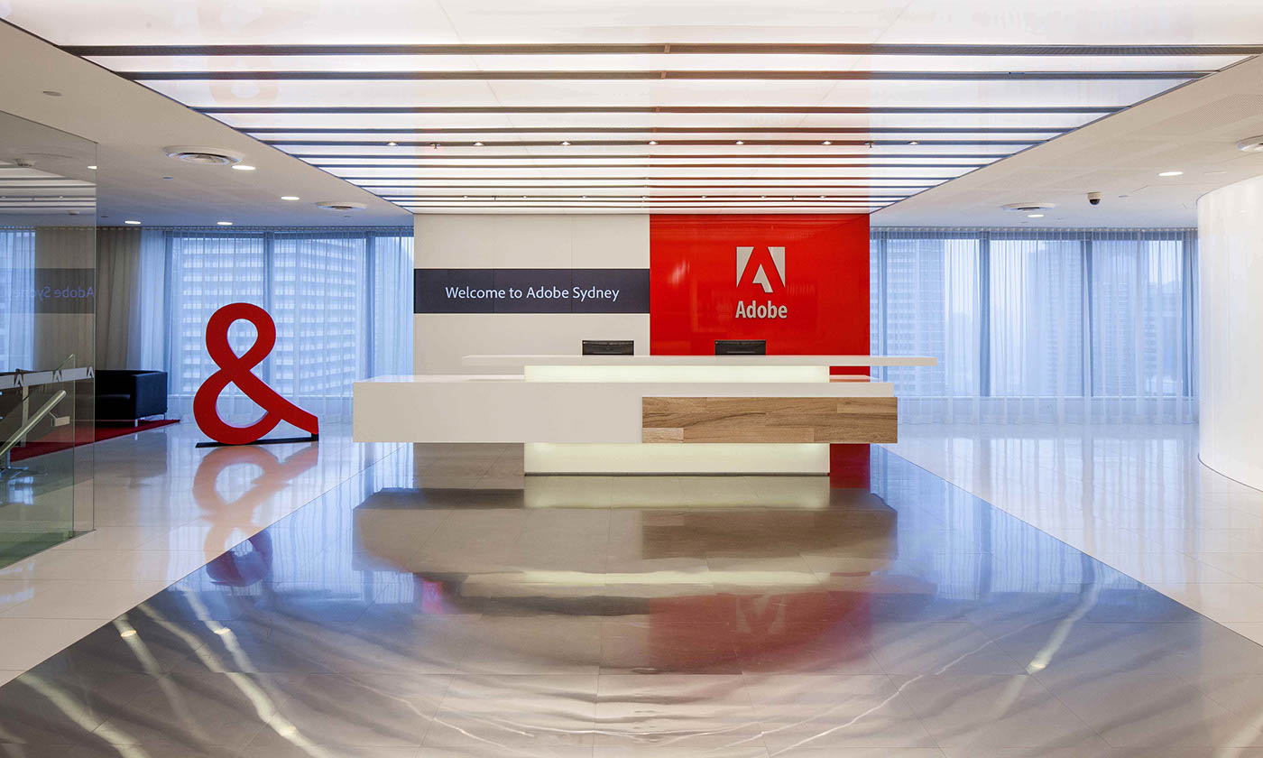 Adobe Sydney Hq On Behance