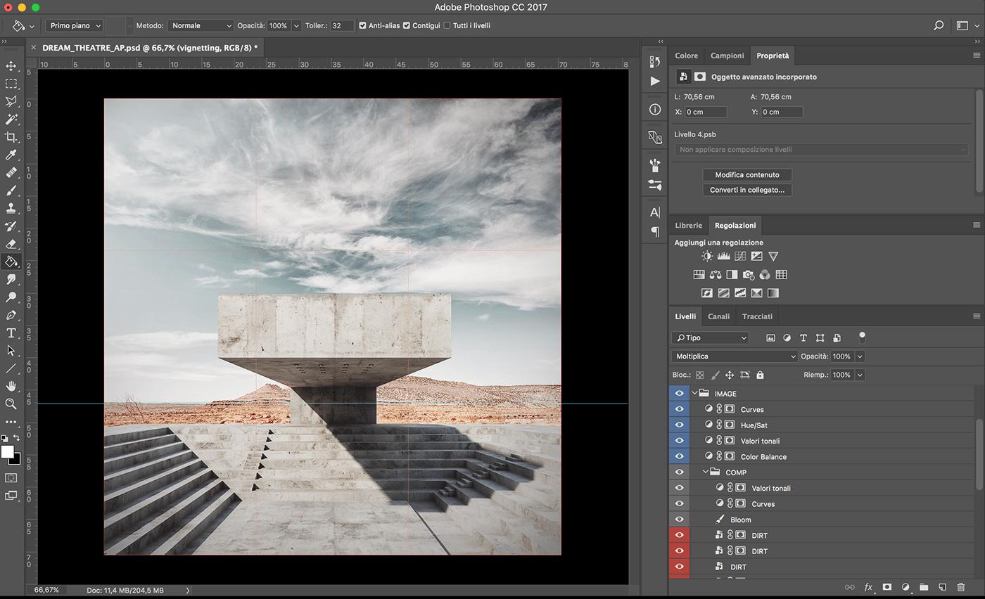 concrete CGI Render archviz Brutalism rendering digital photography  architecture Breakdown making of