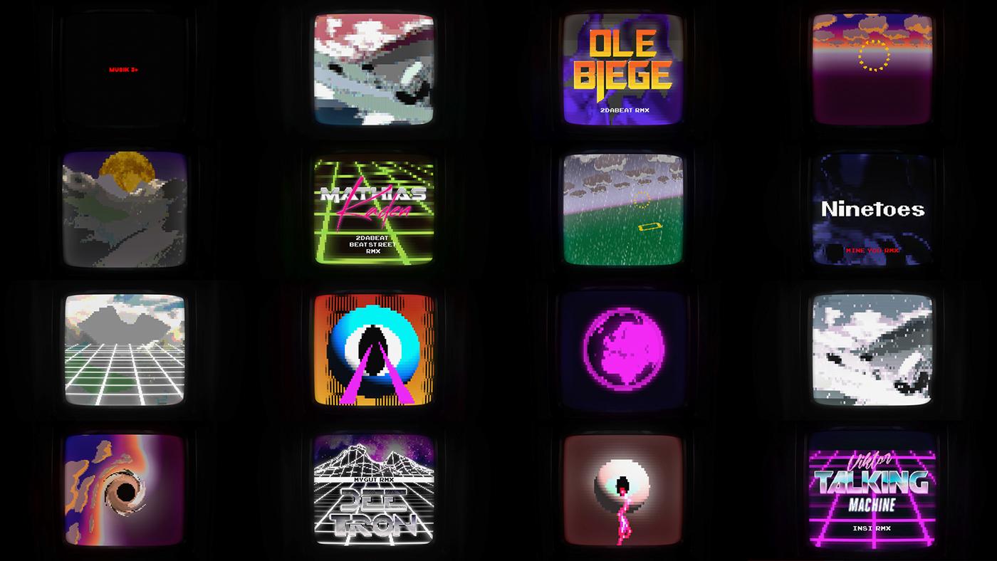 Super Flu 8bit videogame snes pixel Title screen intro clip 90s game