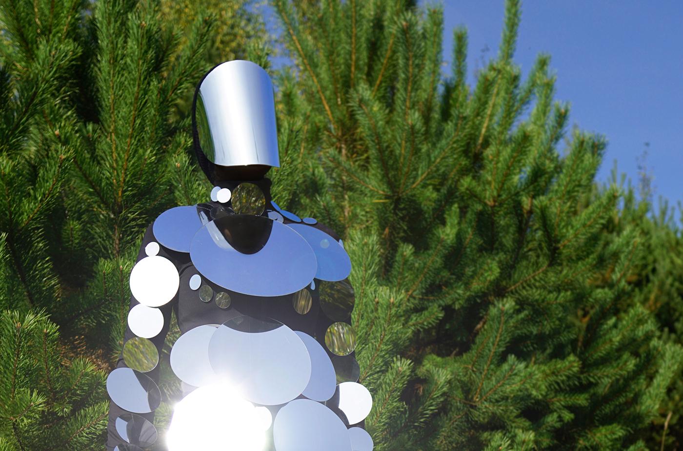contemporary art art photoart Space  circles darkmatter light asteroidea