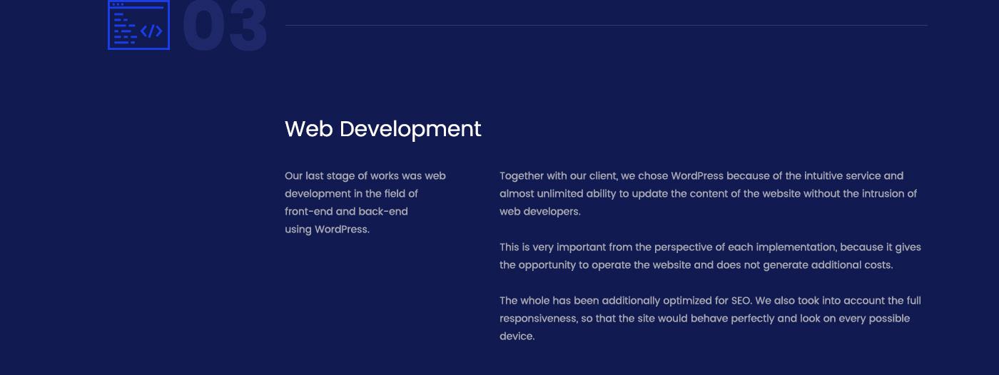software mind Website corporate UI ux katowice poland agency visiontrust