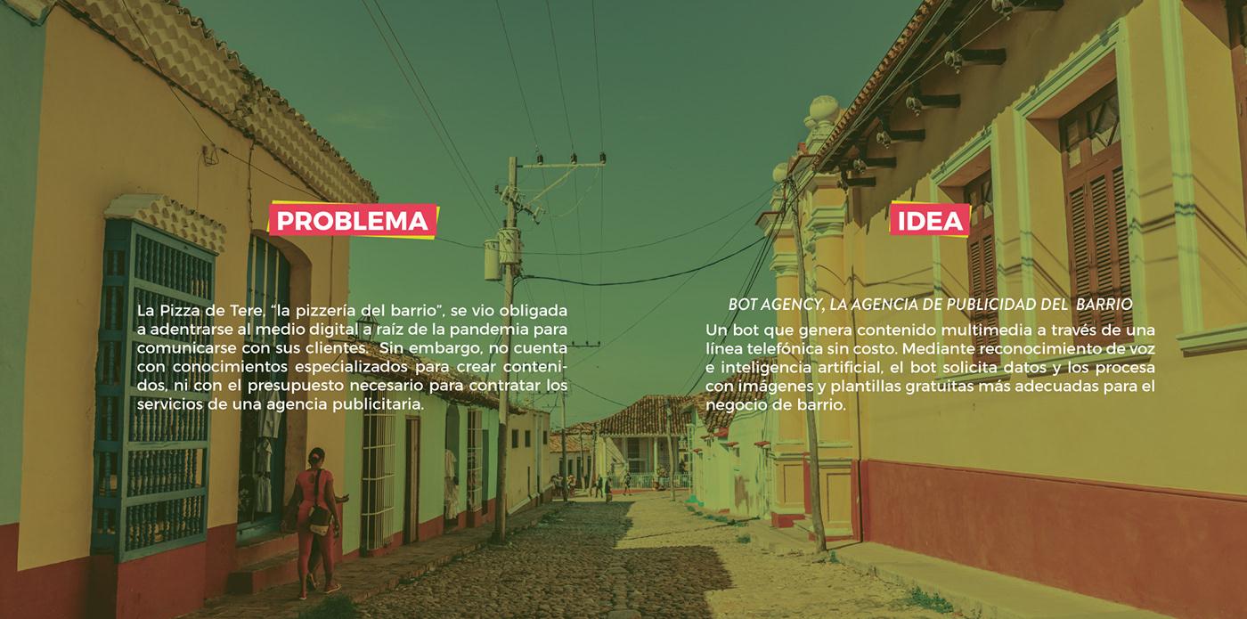 barrio bot Coca Cola ojo de iberoamerica tienda Coca-Cola nuevos talentos