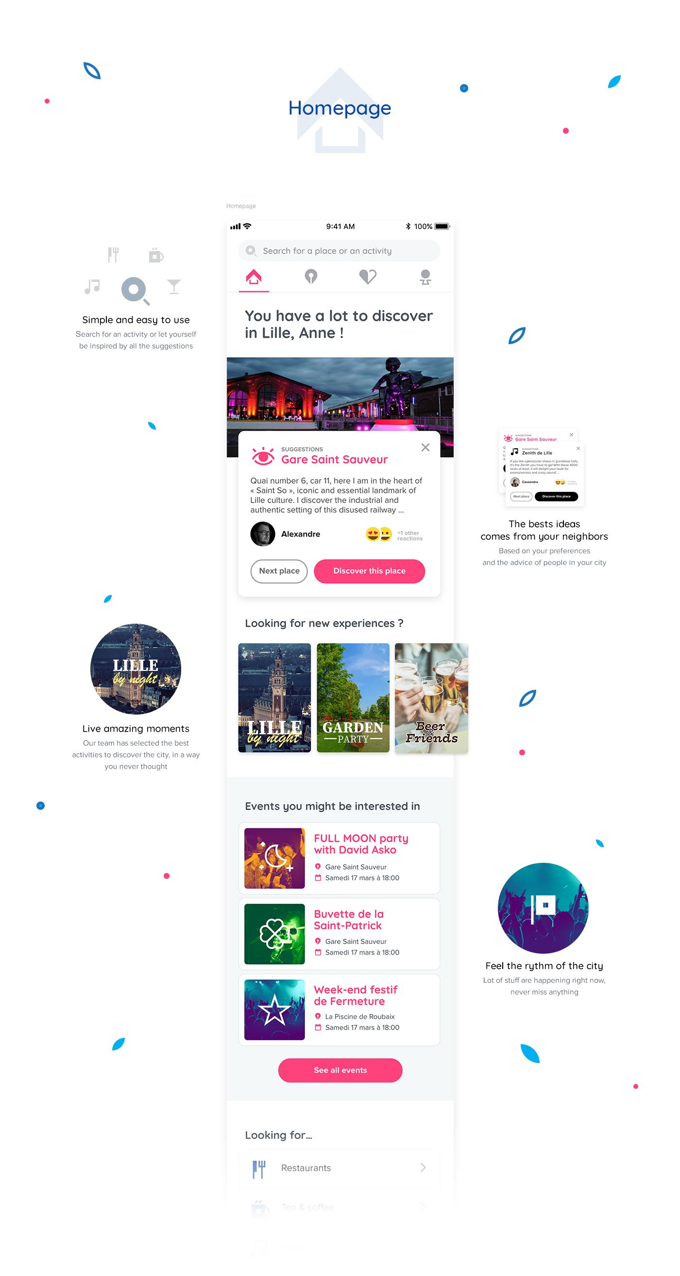 #IconContestXD iconcontestxd adobexd prototype ux UI design Travel mobile