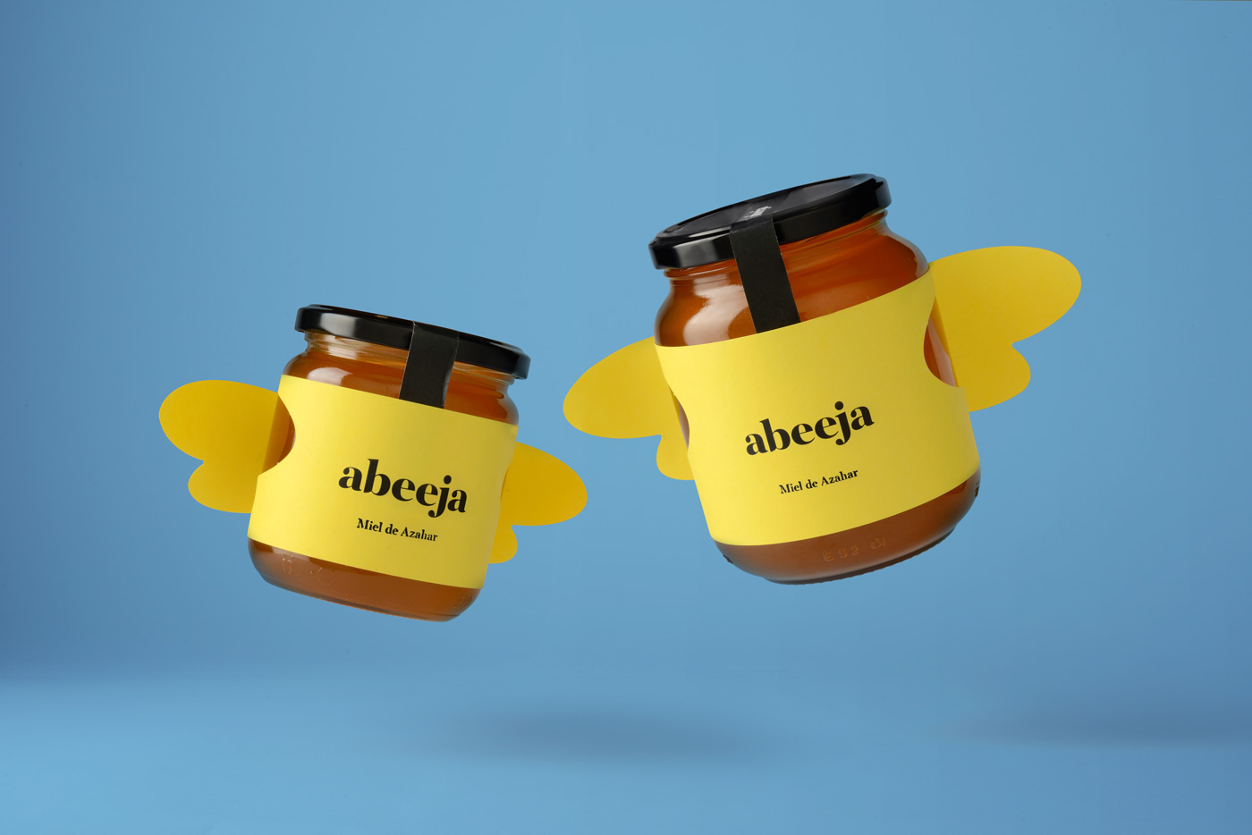Abeja miel envase naming honey wings bee Packaging ALAS