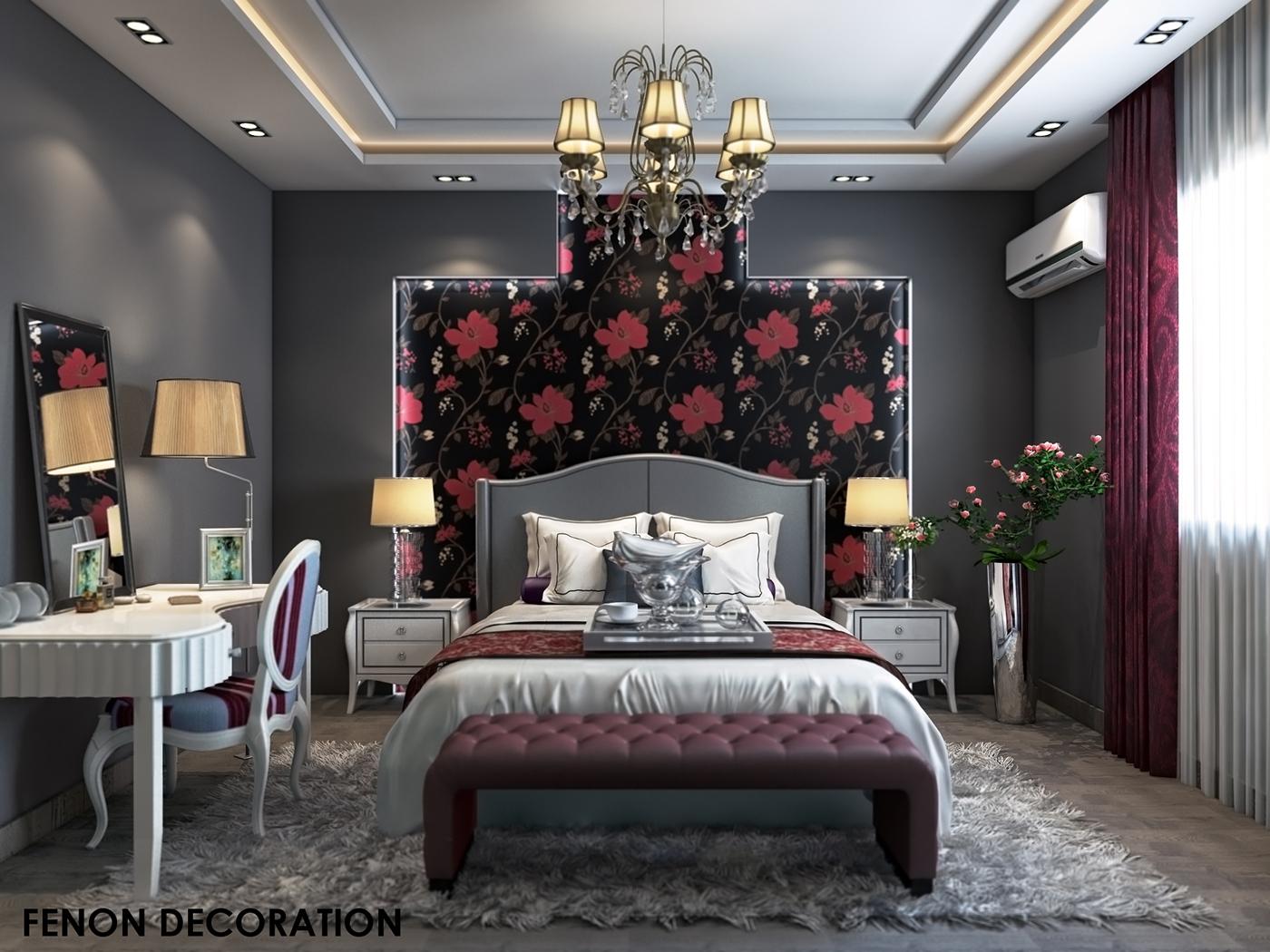 精細的44張臥室設計欣賞