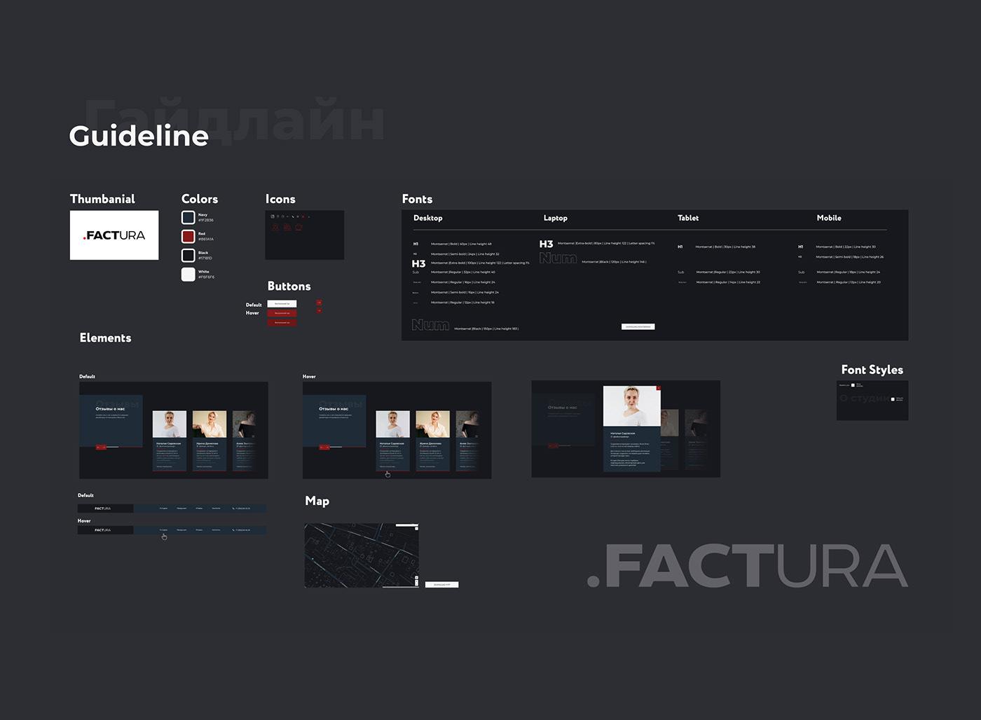 black coatings colorfull landing landing page paints rebranding site studio UI