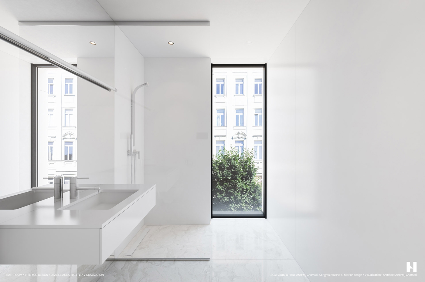 Bathroom / 4.94 on Behance