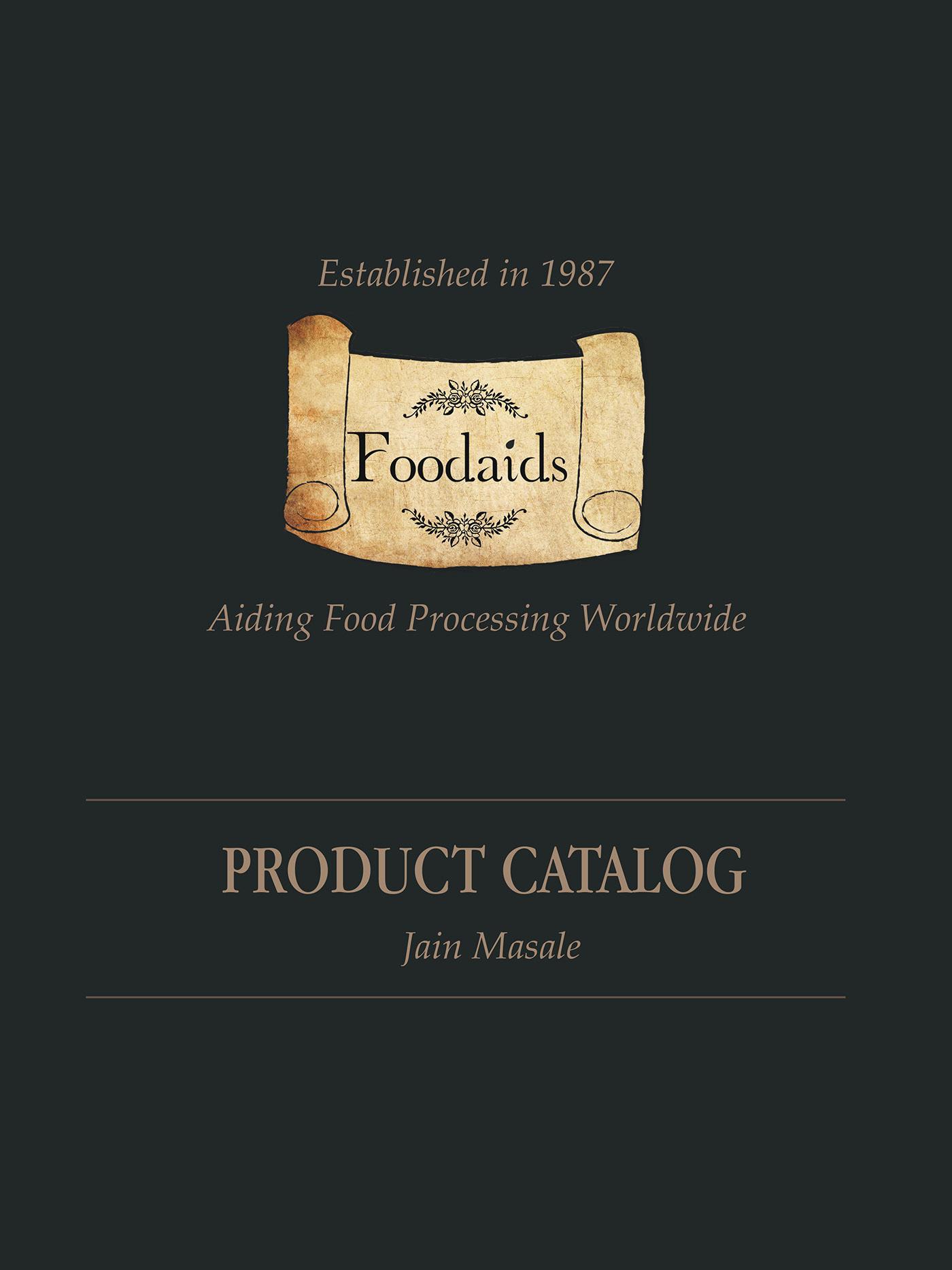 Business Innovation catalog design product design
