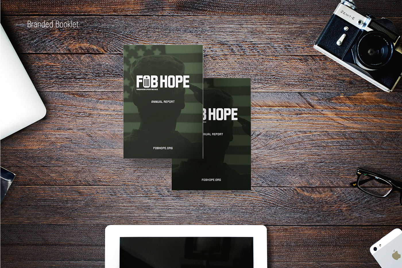non-profit veterans Military volunteer logo branding  Illustrator photoshop graphic design  art direction