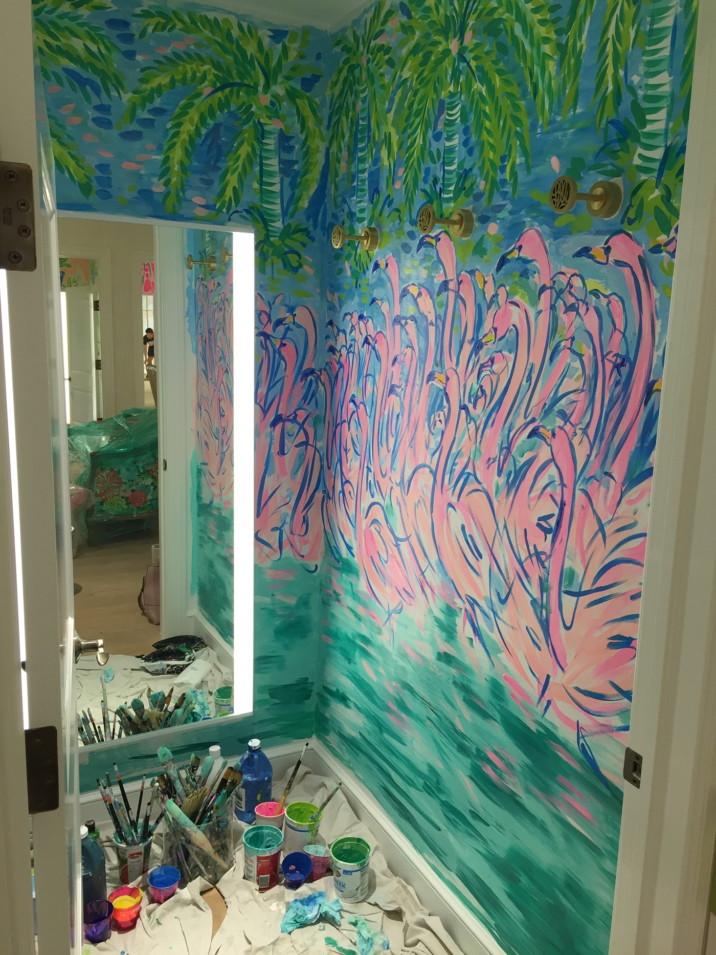 White Plains Mall >> Lilly Pulitzer Stores on Behance