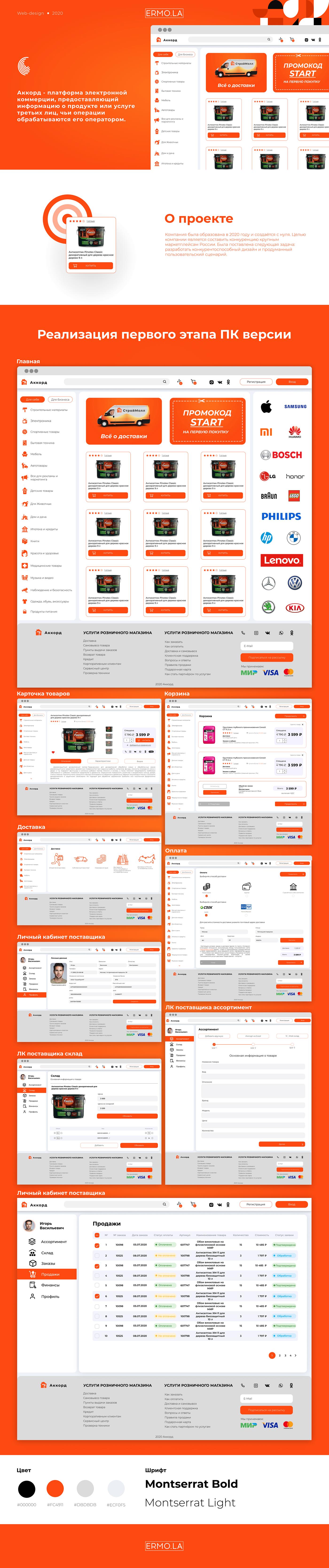 web-design интернет-магазин
