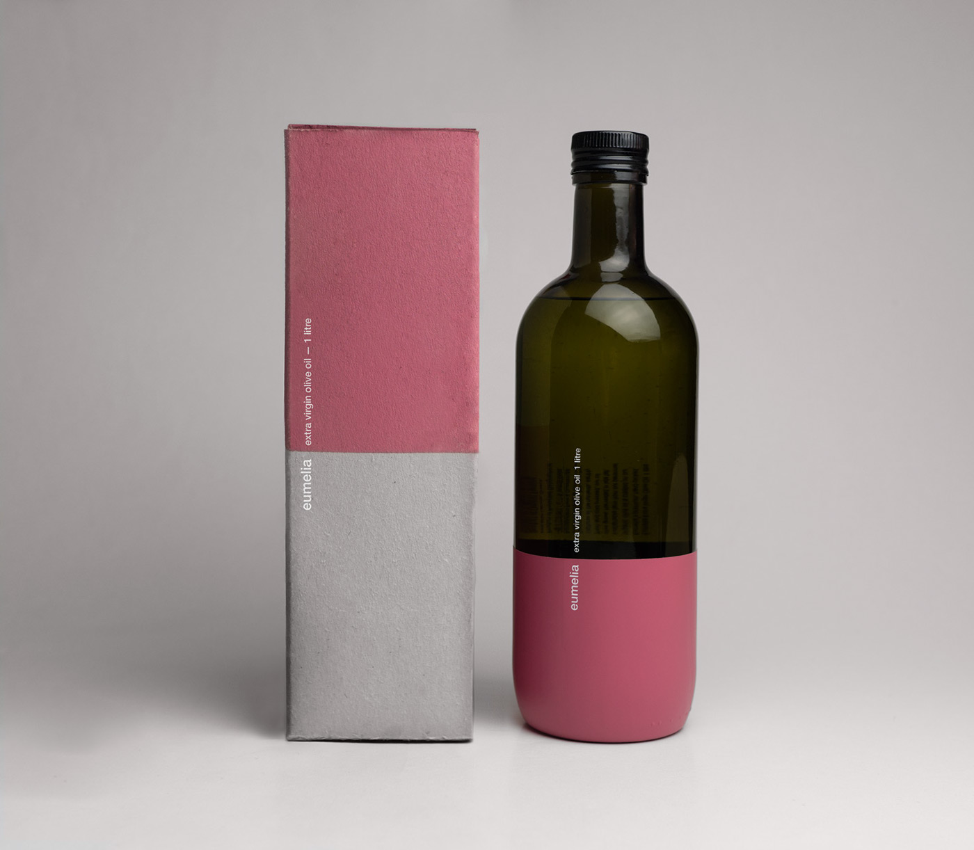 eumelia Packaging Typical organization typical Greece Olive Oil Goethe Steiner Typeface