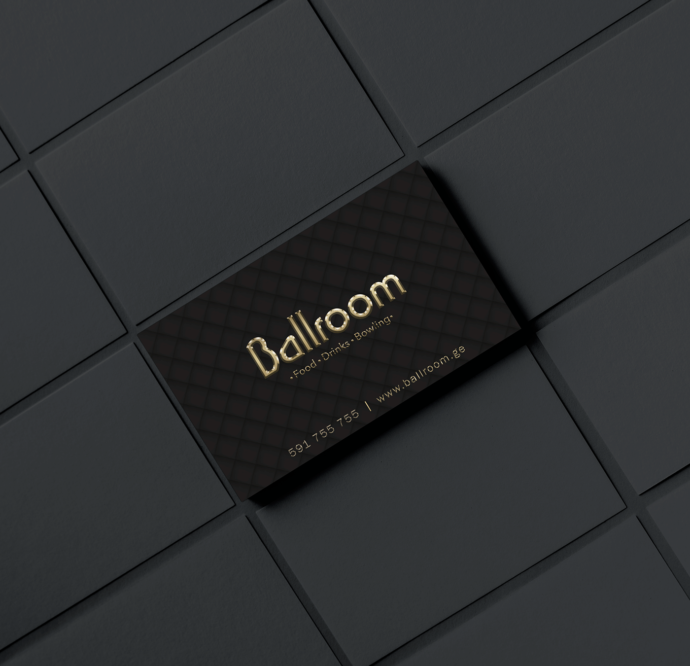 Ballroom VIP Card