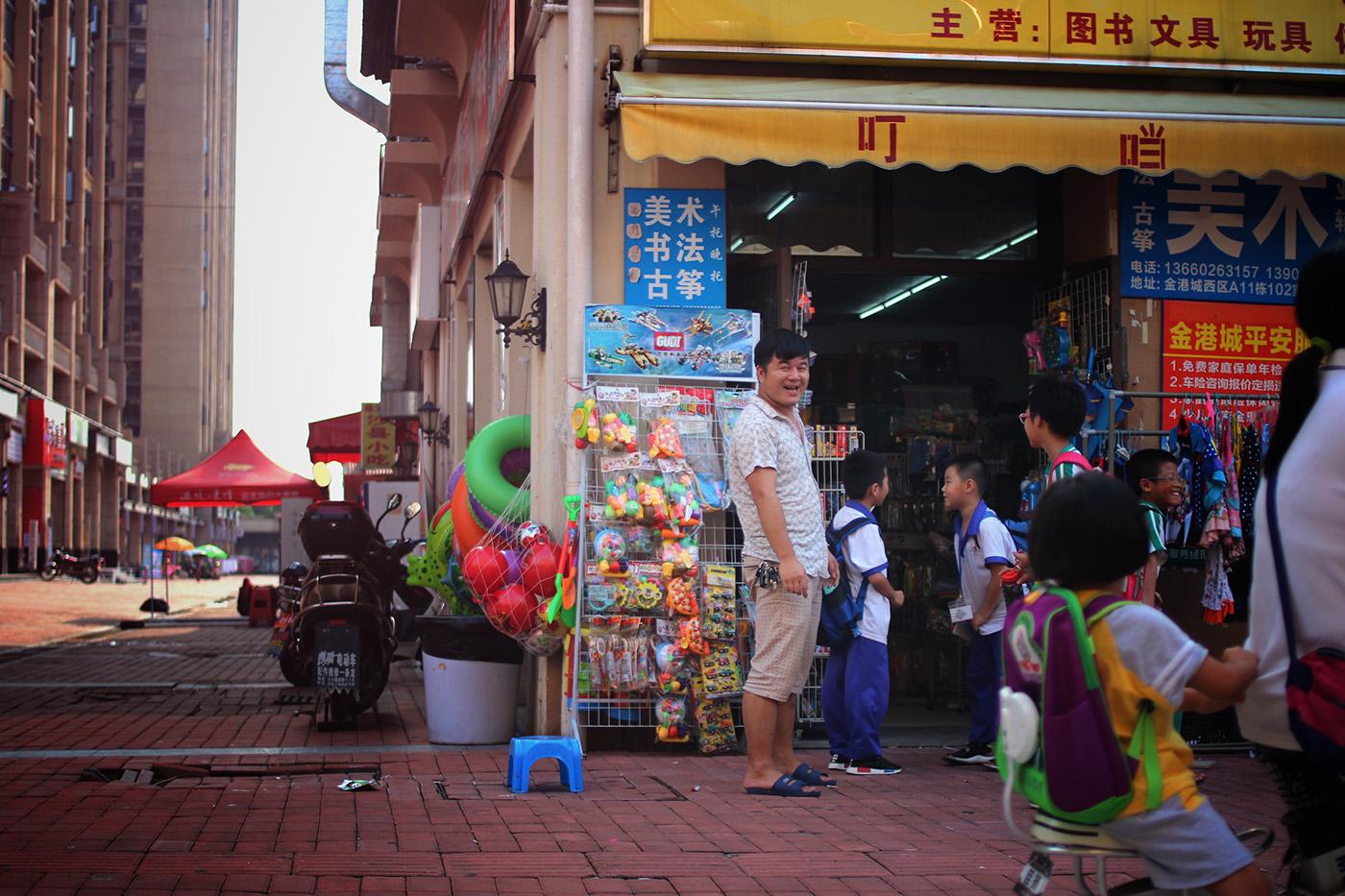 guangzhou china Travel photo colour city