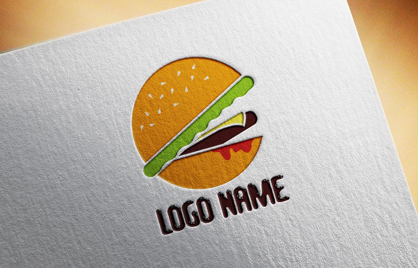 豐富的46個餐廳logo欣賞