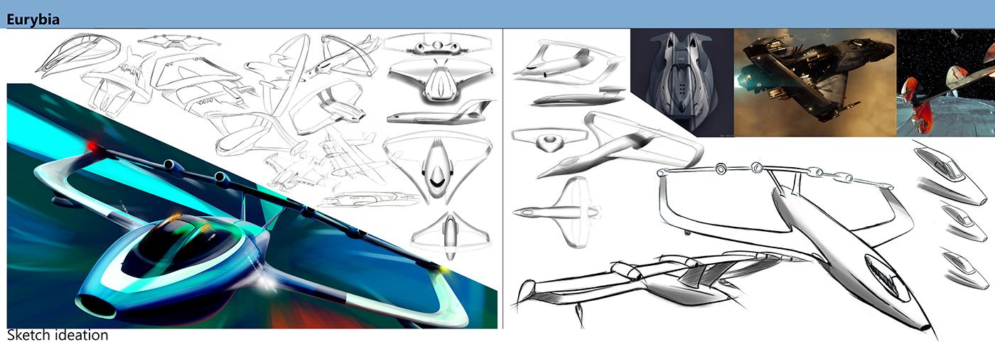 emergency aviation Aircraft design fire industrial design  service