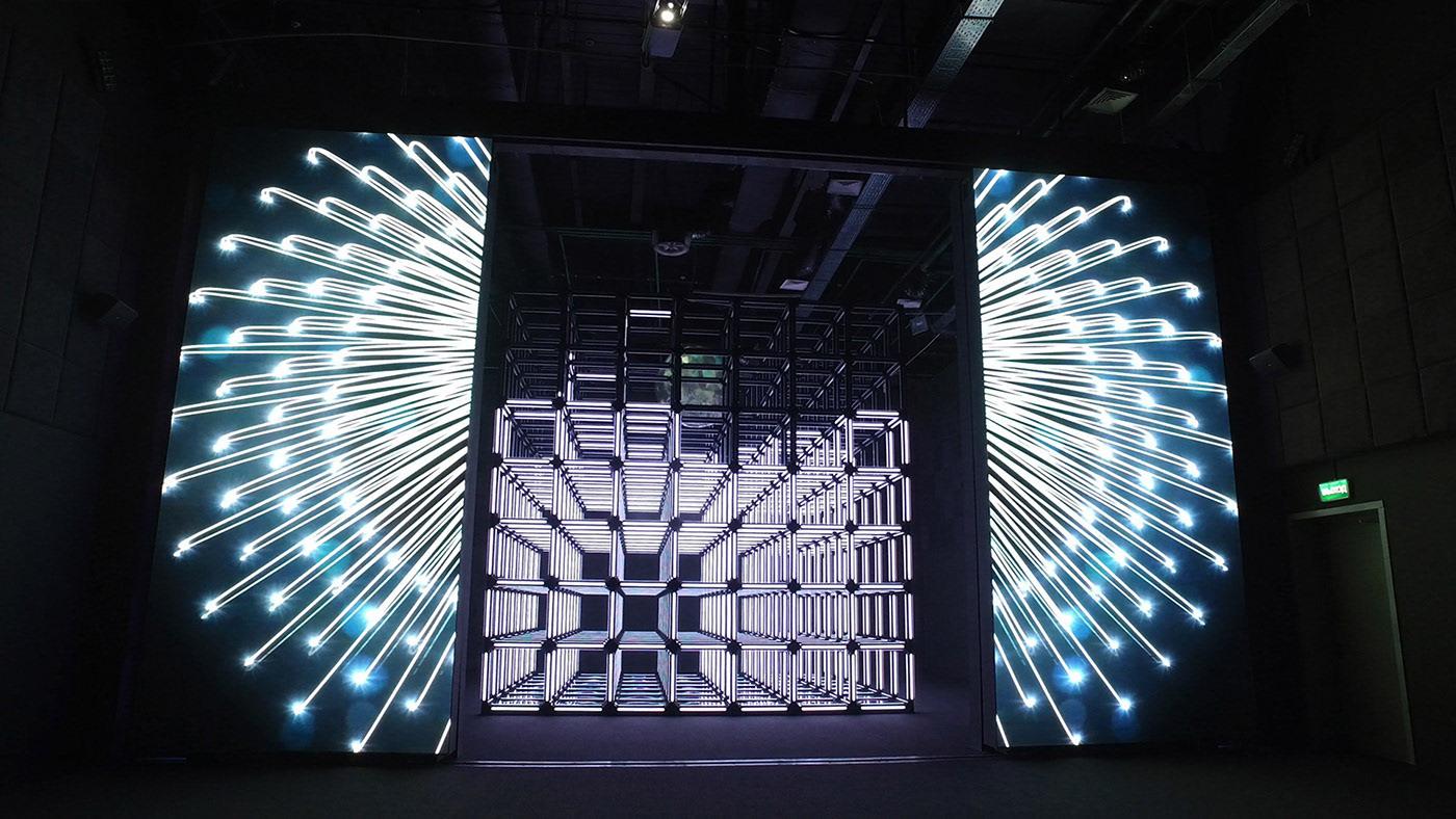 architecture astana energy Exhibition  expo kazakhstan Korea led lights museum performance art
