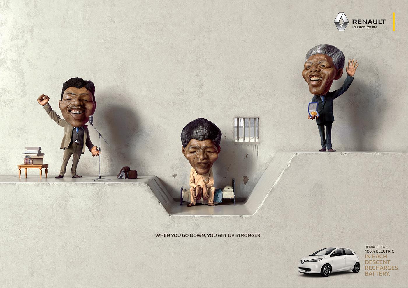 高質量的31張創意平面廣告設計欣賞
