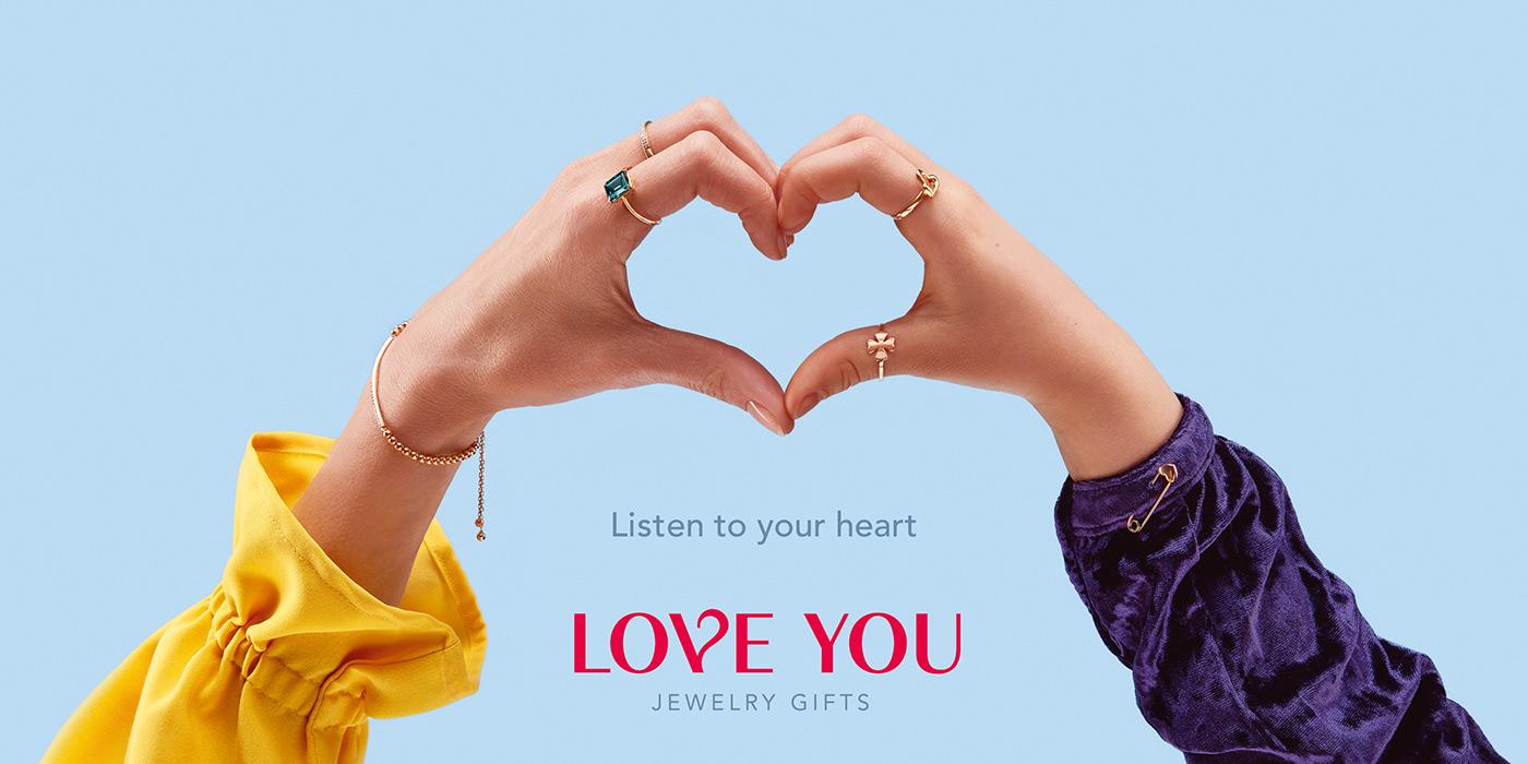 Advertising  beauty jewelry Photography  postproduction retouching