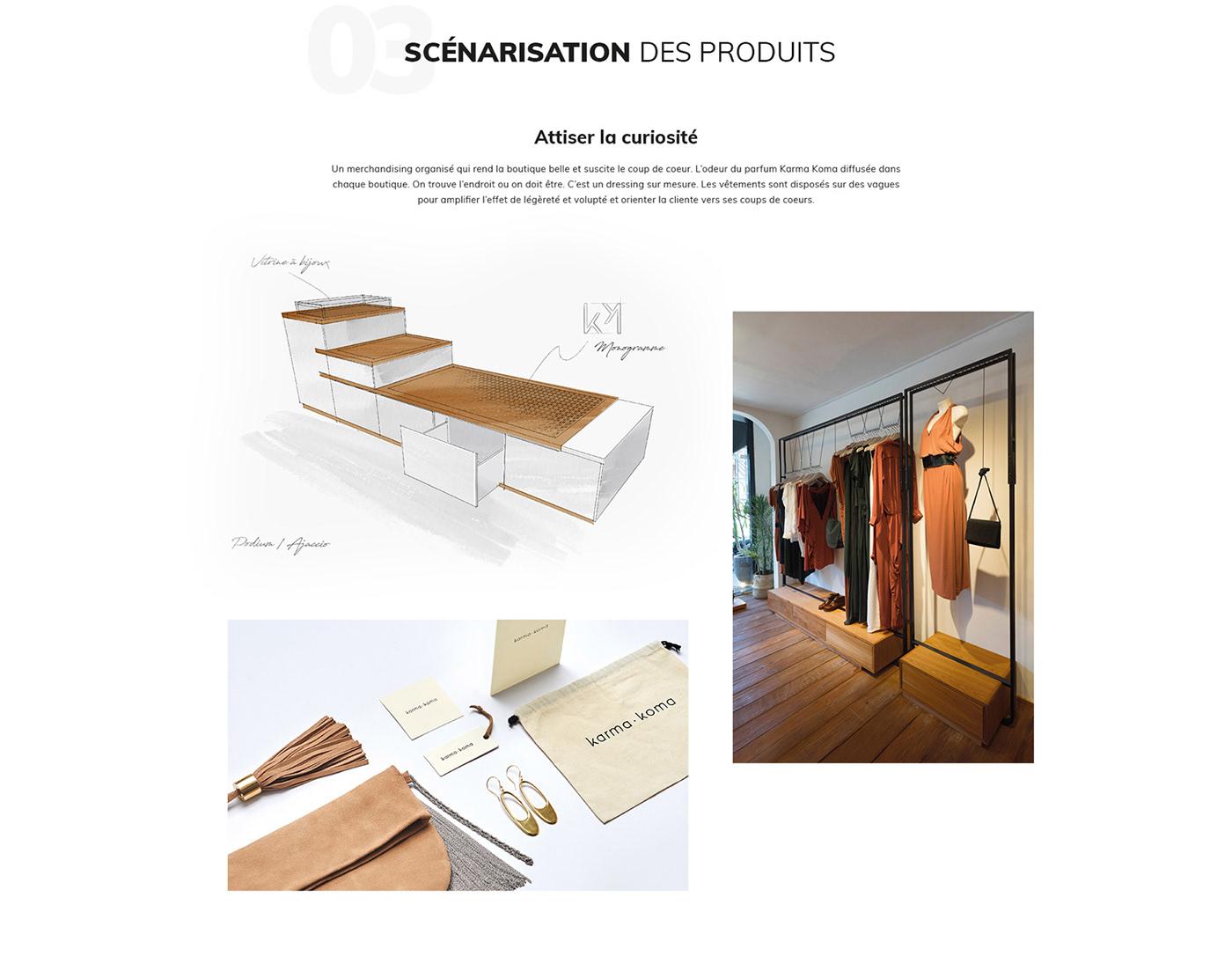 UI ux Webdesign art direction  Mode women Fashion  premium Responsive Prestashop