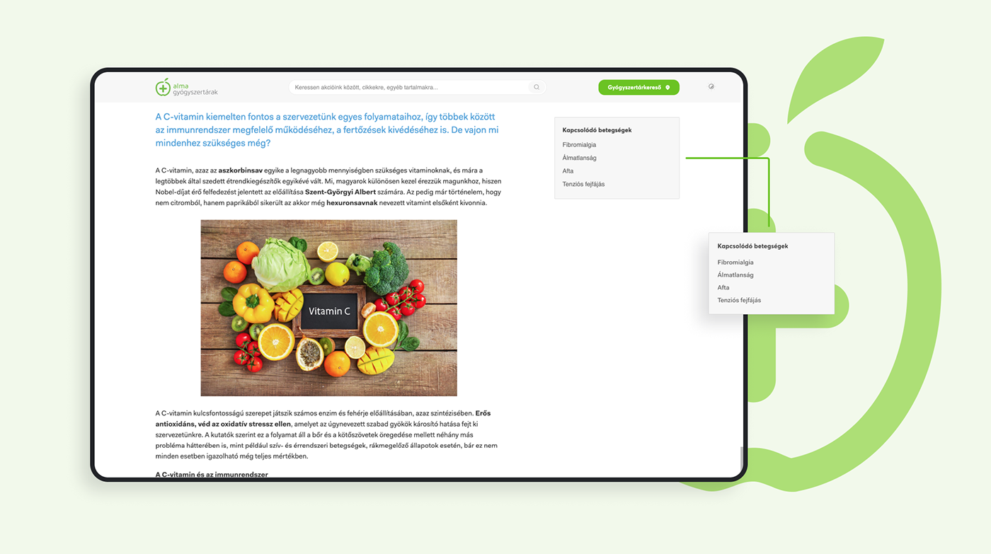 Case Study Clean Design healthcare pharmacies ui design ux/ui Web Design  web development