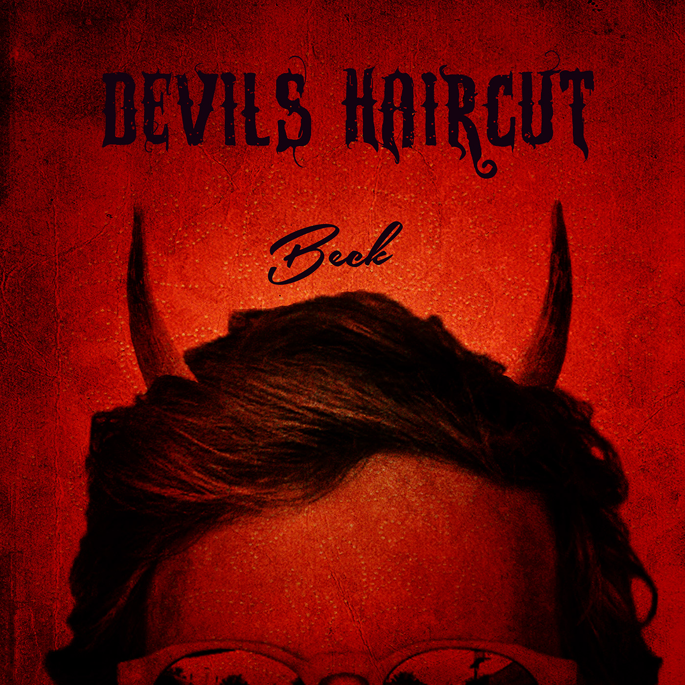 Beck Devils Haircut Single Cover On Behance