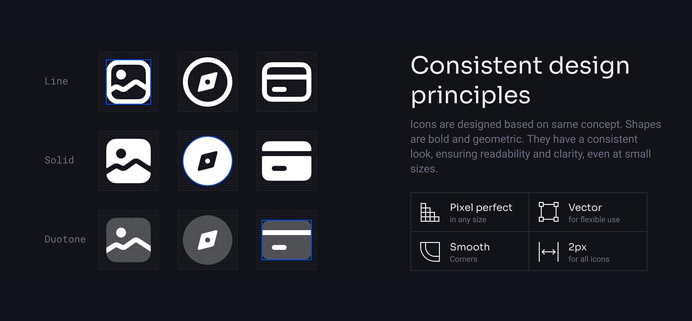glyphs Icon icon design  icon pack icon set icon system iconography icons universal icon set vector icons