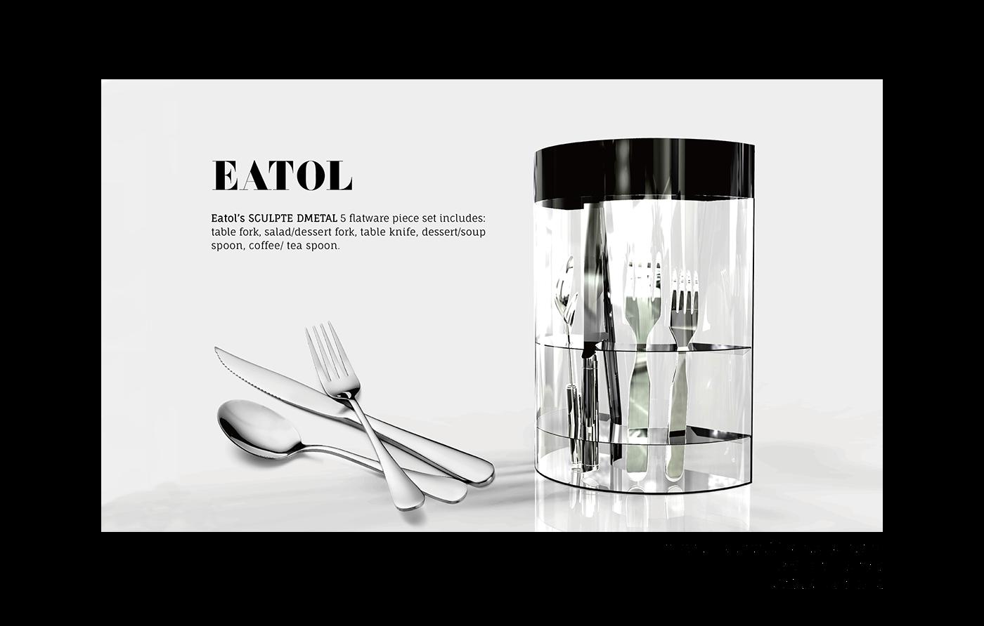 精緻的23個餐具包裝設計欣賞