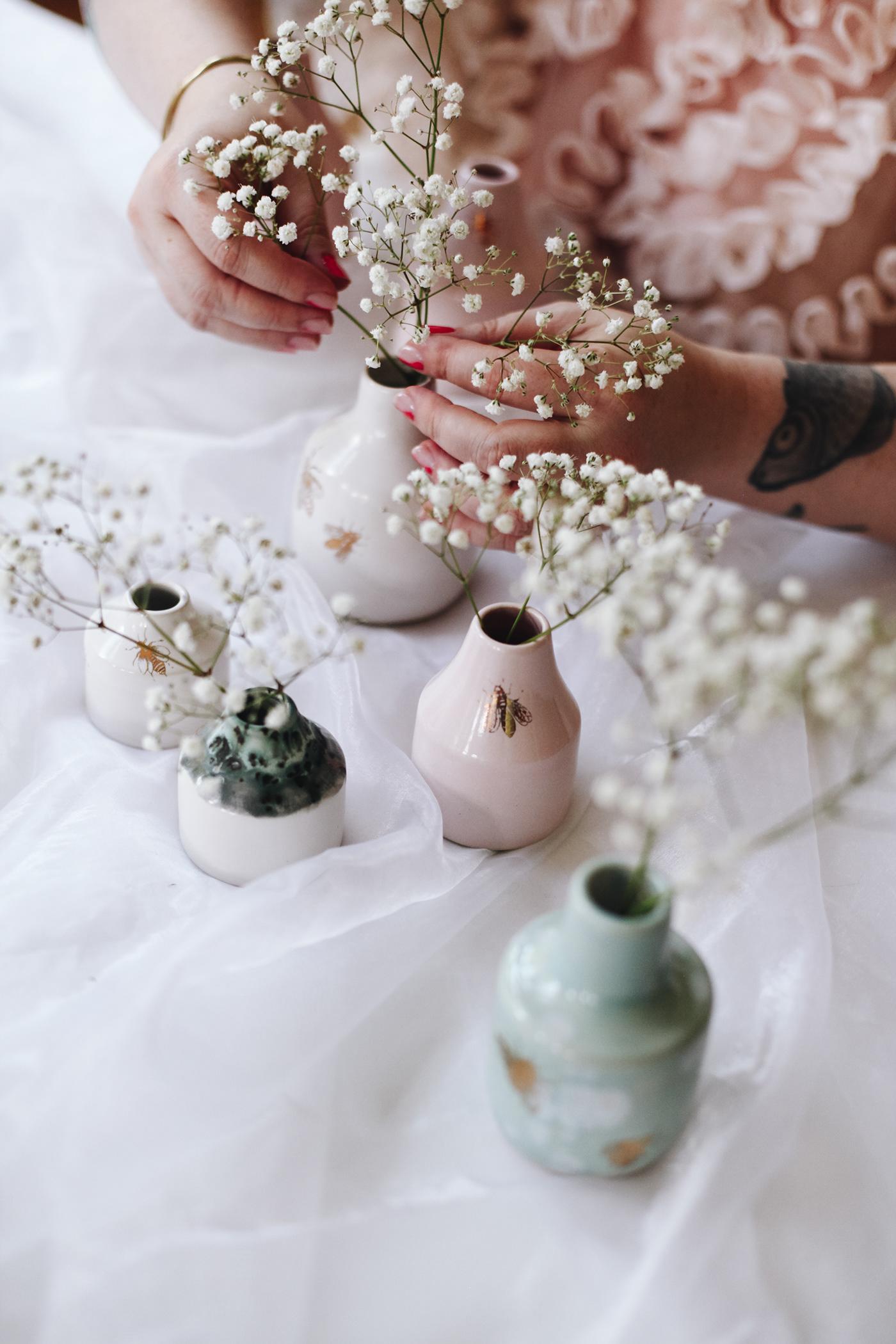 maker makeup photographer Pottery