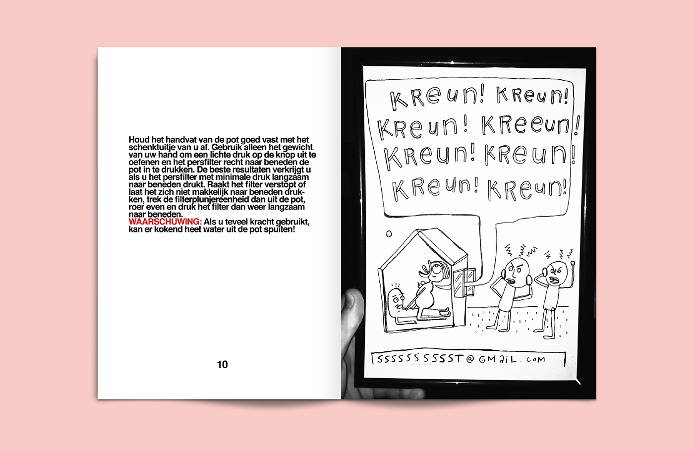 Indiemag magazine Zine  stack voortuin self-published ILLUSTRATION  Haarlem amsterdam Netherlands