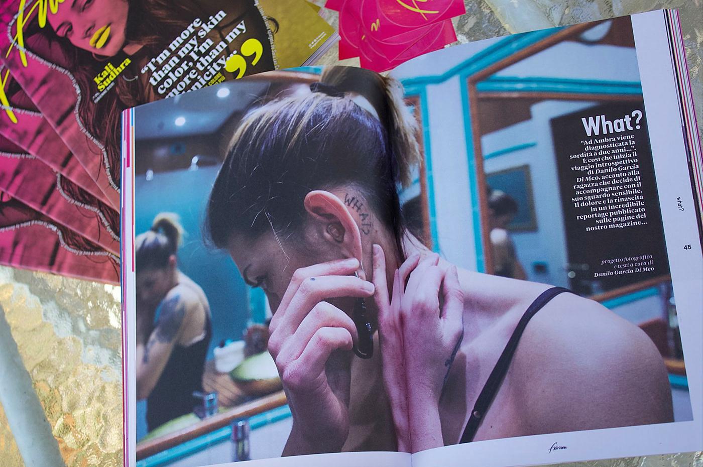 cover design,design consultant,editoria indipendent,editorial design ,Francesco Mazzenga,Frisson,Kali Sudhra,magazine,oltre il piacere,visual journalism