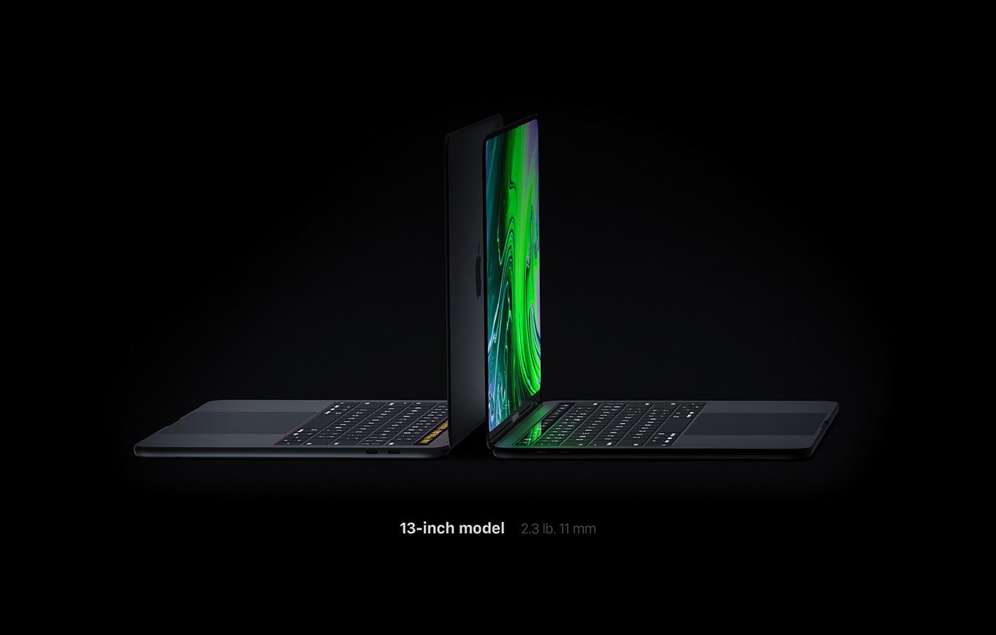 apple macbook macbook pro concept design mac notebook MacBook Pro Concept concept art concept design