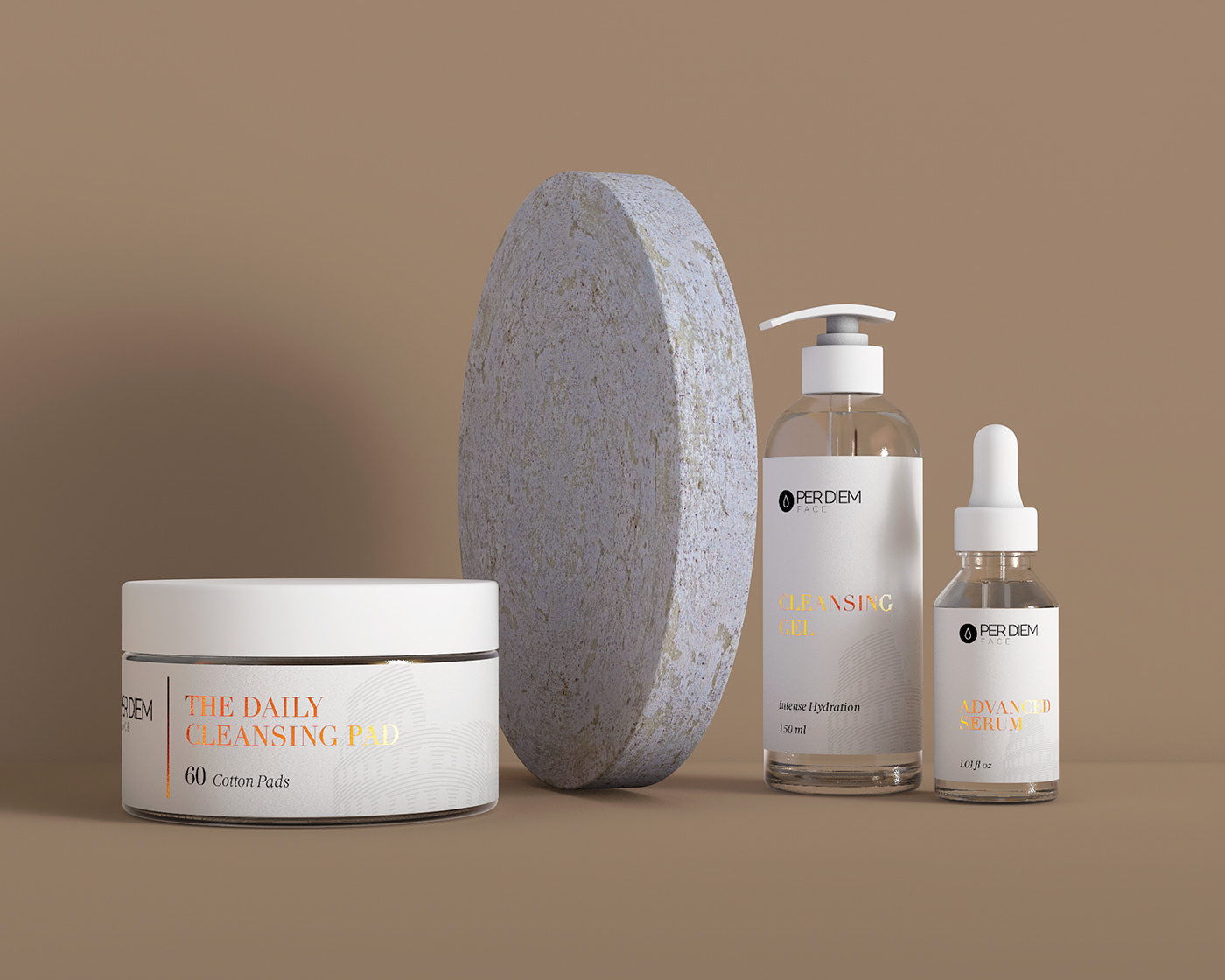 beauty Cosmetic graphic design  label design packaging design skincare