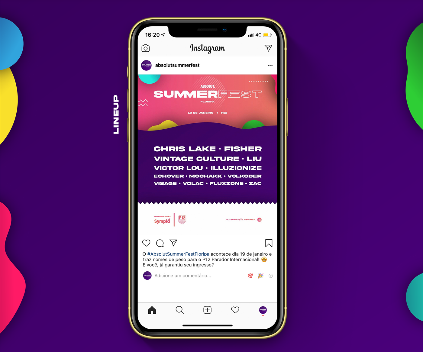 Event ID motion design