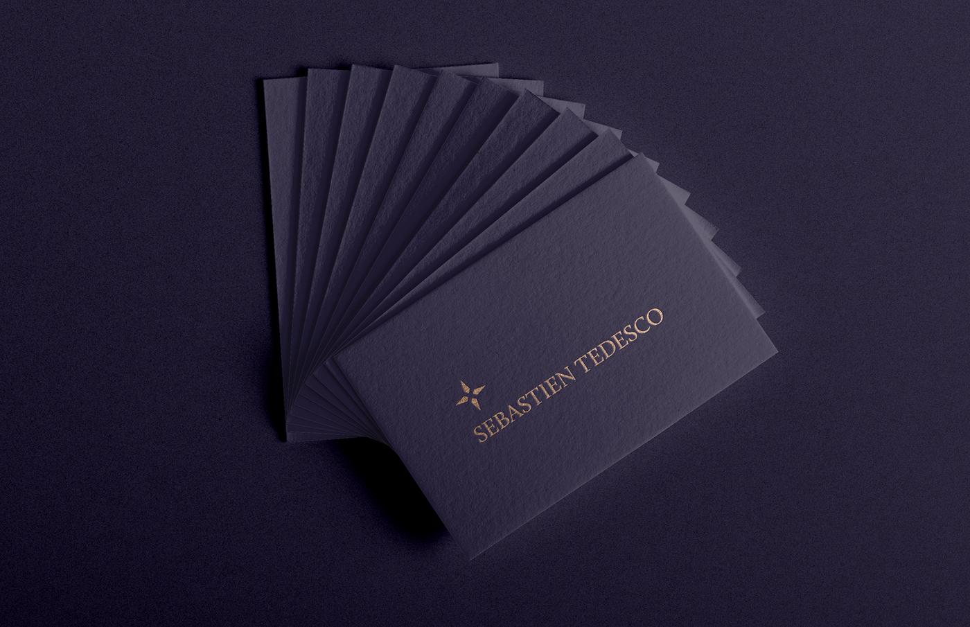Sebastien Tedesco business cards