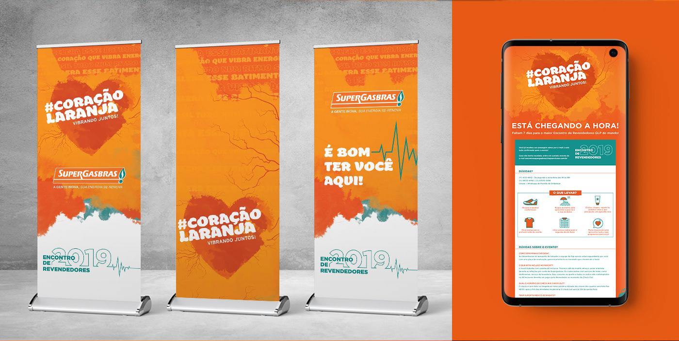 identidade visual design gráfico convenção eventos Ilustração conceito naming Ambientação