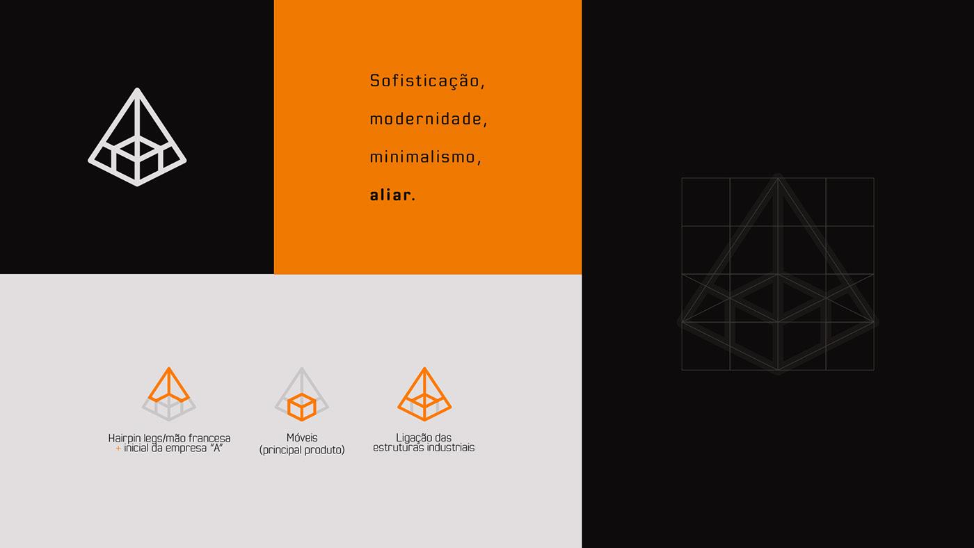 art direction  brand branding  Minimalism naming